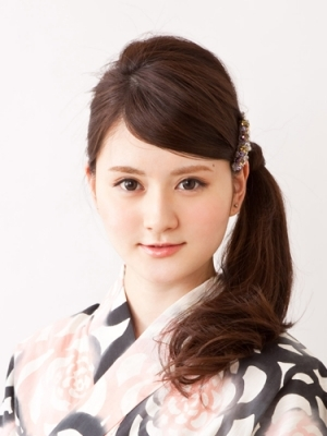 卒業式 袴 髪型 リーゼント